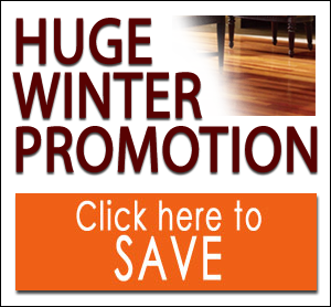 Fall Flooring Promotion