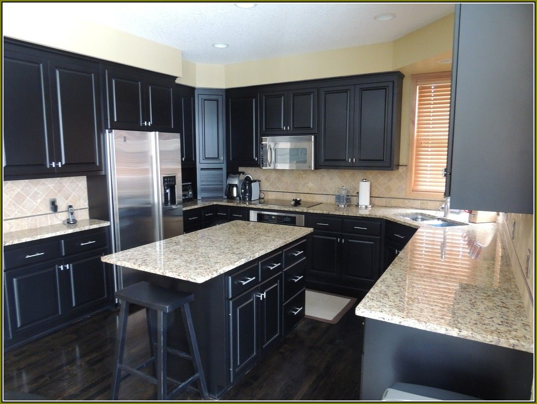dark kitchen cabinets with dark floors top 3 reasons to consider hardwood ottawa 14469